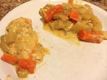 Slower Cooker Chicken Dinner
